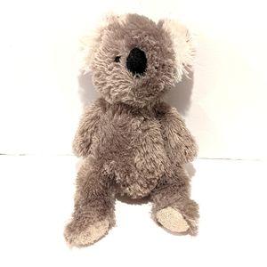 "Melissa & Doug grey koala bear plush 14"""